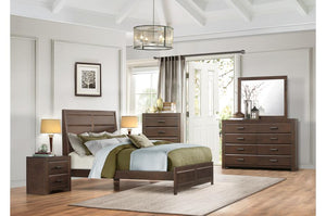 Erwin Contemporary Bedroom Collection