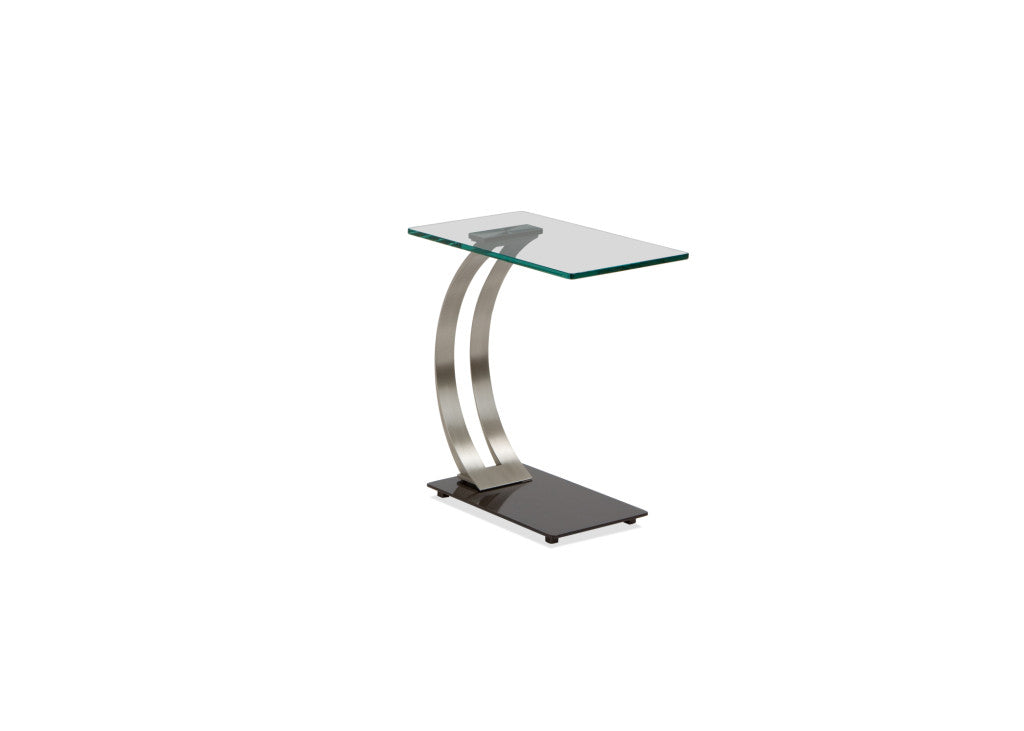 Encore Cantilever Design Accent Table
