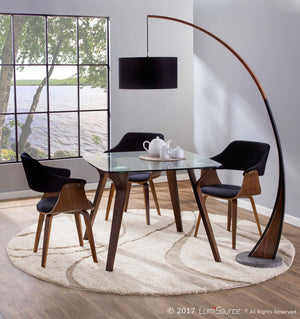 Noe Arched Floor Lamp