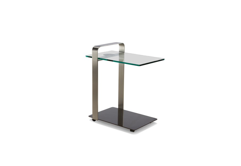 Deco Accent/Laptop Table with Casters