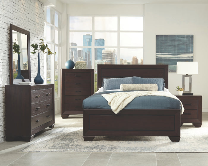 Brooke Dark Cocoa Bedroom Collection