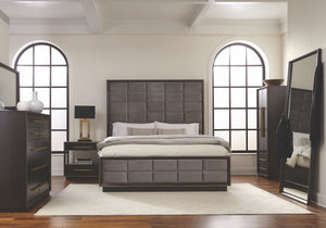 Luddington Modern Bedroom Collection