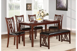 Brody 6 Piece Dining Room Set