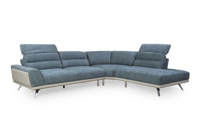 Camilla Sectional Sofa by Moroni