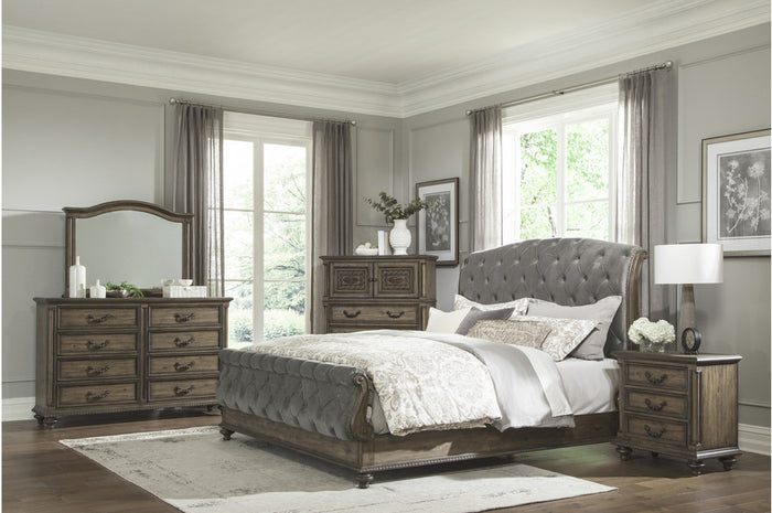 Racquel Traditional Bedroom Collection