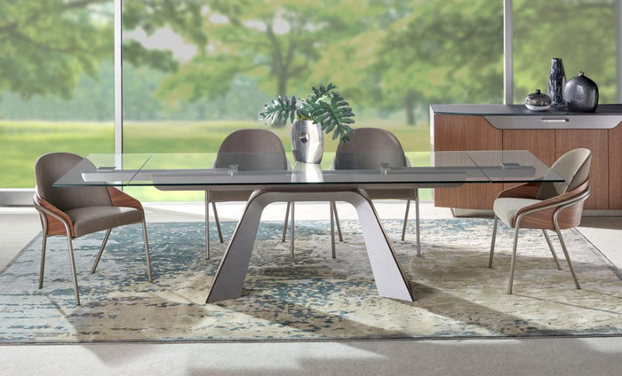 Hyper Extendable Dining Table