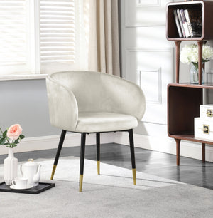 Lostara Velvet Dining Chair in 5 Color Options