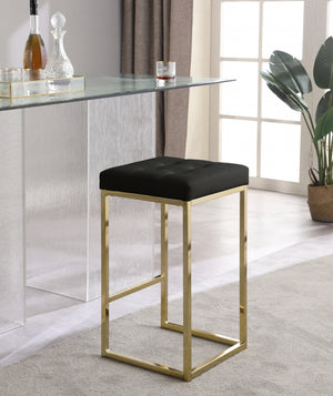 Nick Faux Leather Stool in 6 Color Options