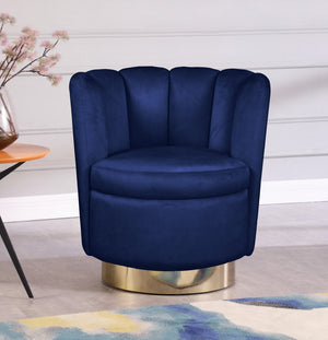 Lynette Velvet Accent Chair in 5 Color Options