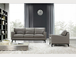 Osman Leather Living Room Collection