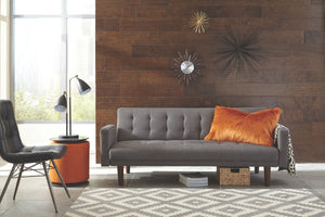 Skyler Grey Sofa Bed by Scott Living
