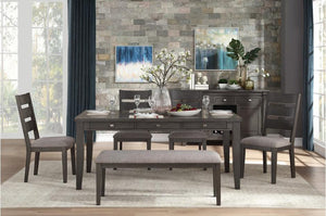 Barclay Dining Room Collection with Optional Bench