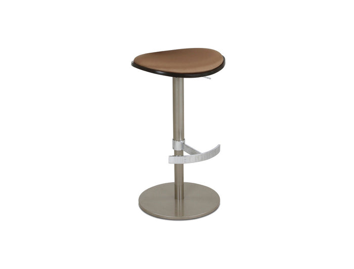 Vera Adjustable Backless Barstool