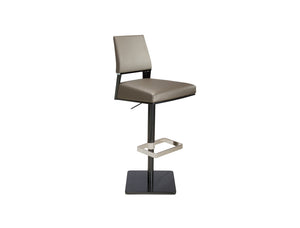 Vivian Contemporary Adjustable Barstool