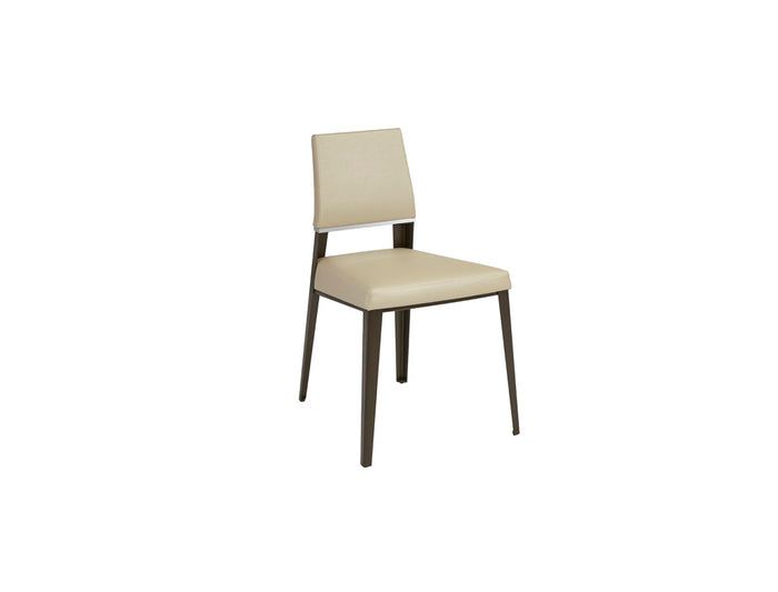 Vivian Upholstered Bistro Chair
