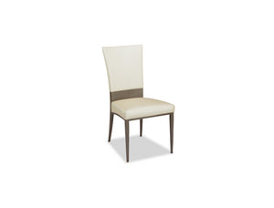 Carina Modern Dining Chair with Tapered Square Legs