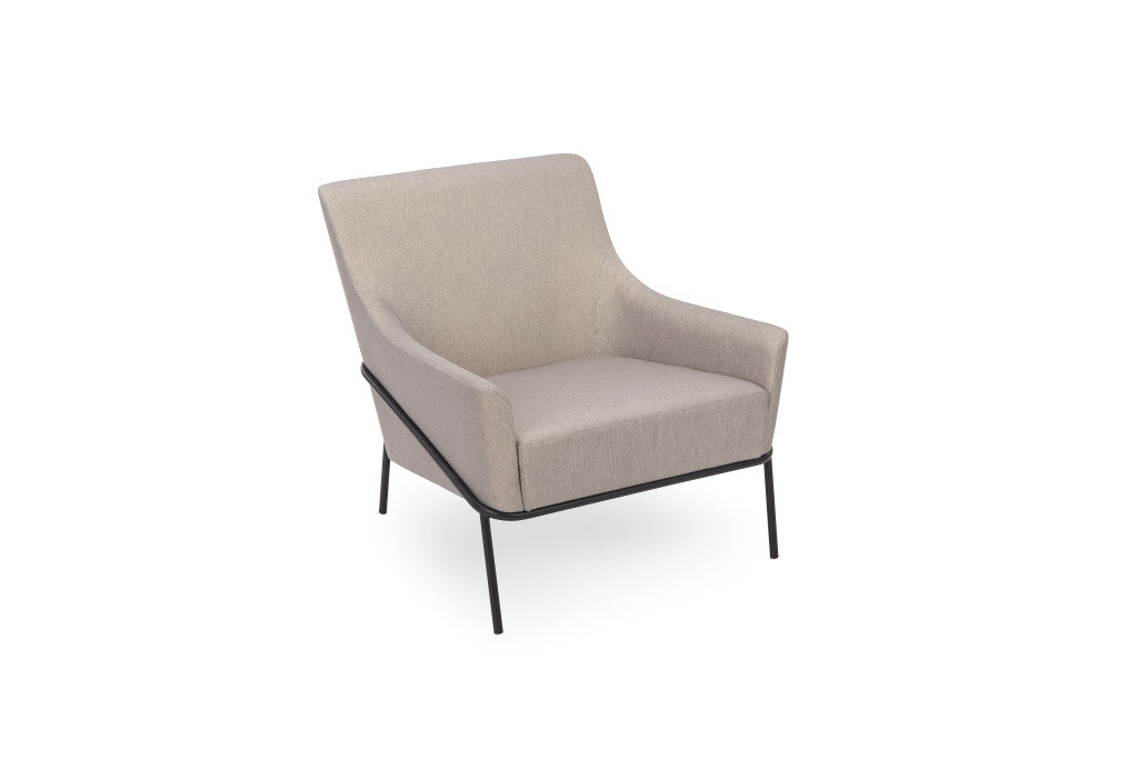 Blake Mid Century Modern Accent Chair