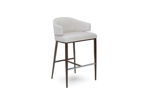 Elliot Modern Stool in Bar or Counter Height
