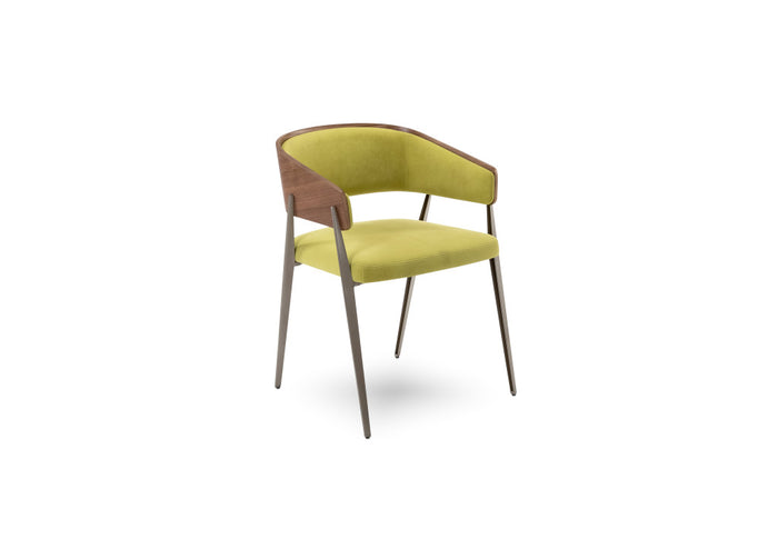 Aria Mid Century Modern Dining Chair