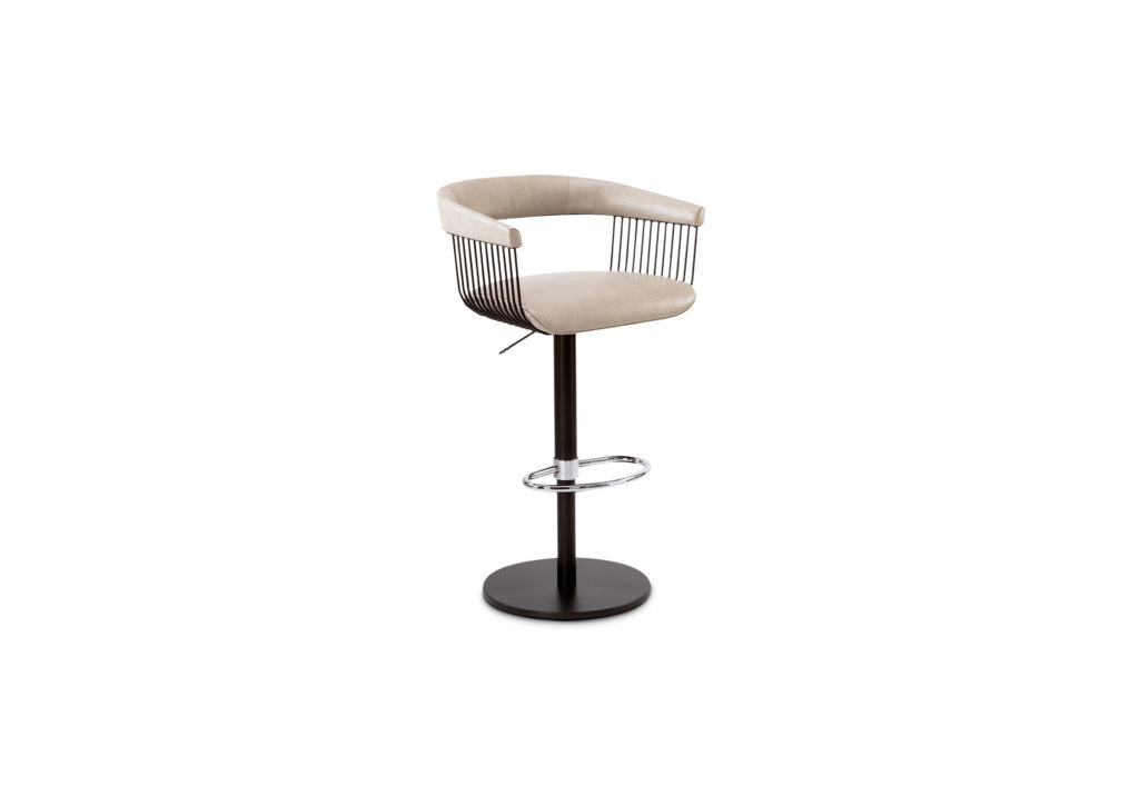 Gianna Adjustable Bar Stool