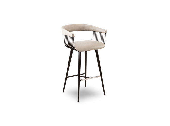 Gianna Stool in Bar or Counter Height
