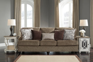 Brenda Traditional Living Room Collection with Optional Queen Size Sleeper