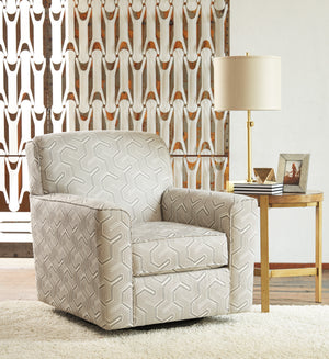 Dylan Swivel Accent Chair