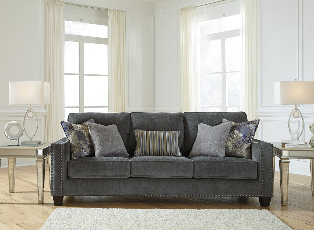 Gabby Smoke Living Room Collection with Optional Queen Size Sleeper