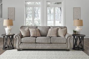 Olson Traditional Fabric Living Room Collection with Optional Queen Sleeper