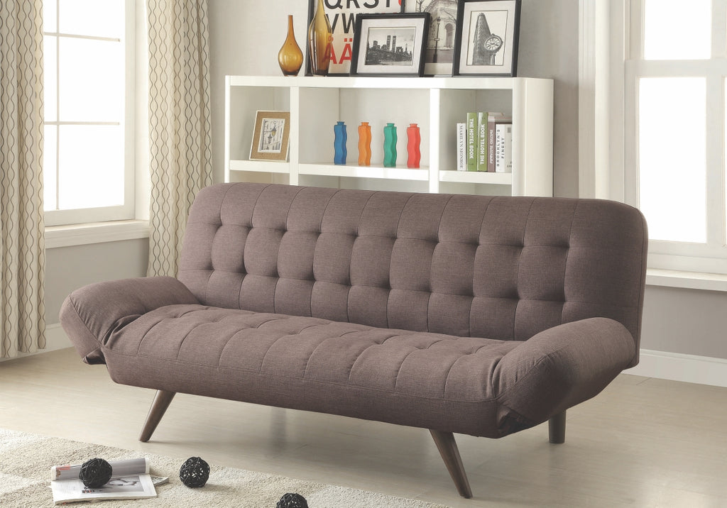 Janelle Tufted Convertible Sofa