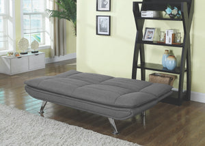 Harper Grey Convertible Sofa