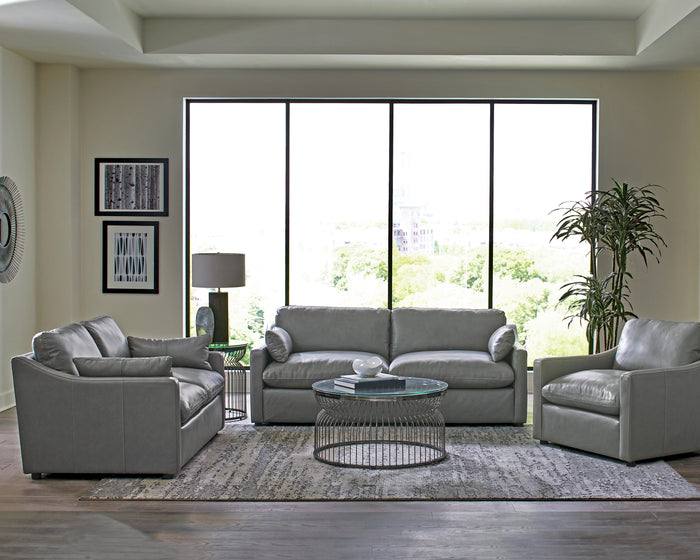 Greyson Leather Living Room Collection
