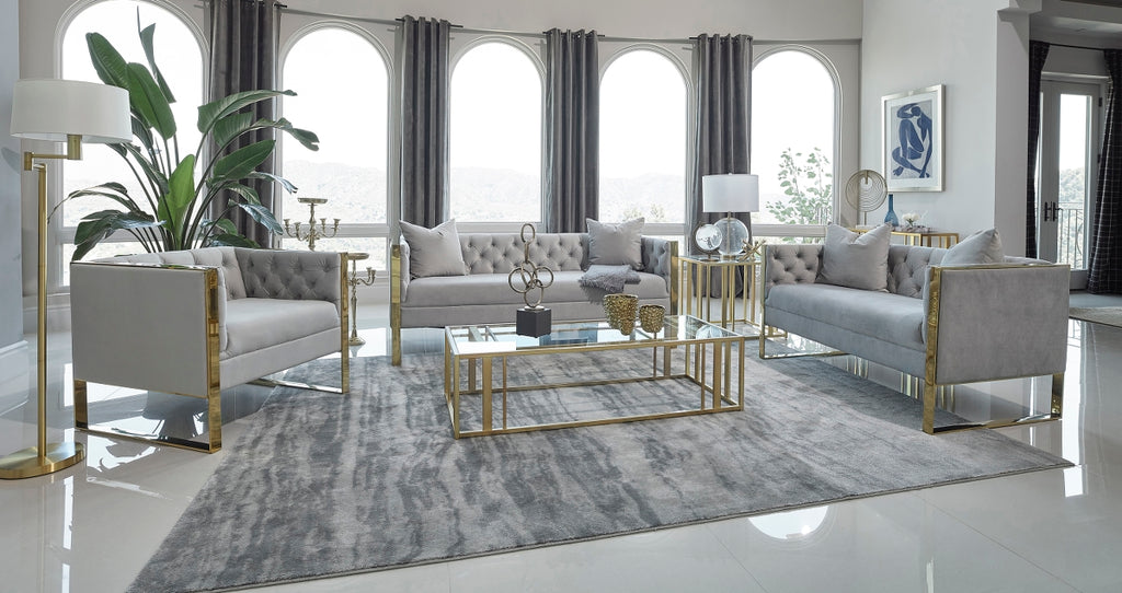 Westbrook Tufted Living Room Collection
