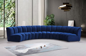 Bonnie Modular Sectional in 7 Color Options