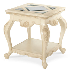 Lavelle Blanc Occasional Tables Collection