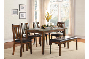 Delaware 6 Piece Dining Set