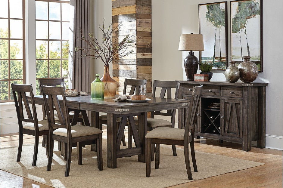 Matt Rustic Dining Room Collection