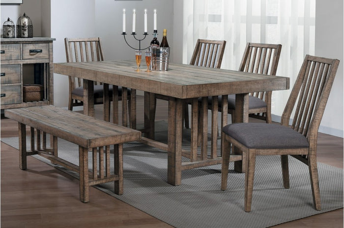 Colby Dining Room Collection with Optional Bench