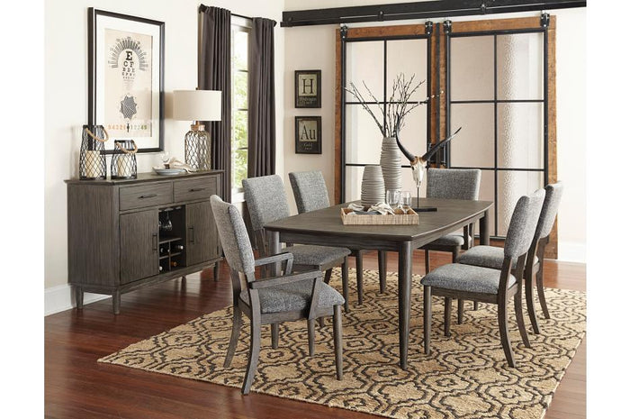 Rio Grey Dining Room Collection