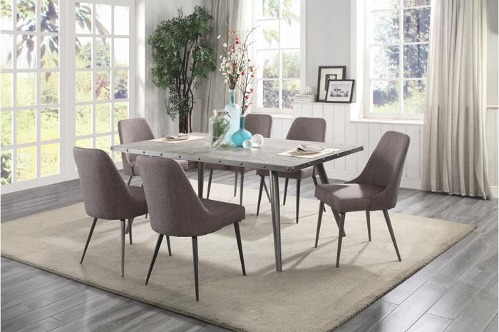 Patrick Mid Century Dining Room Collection