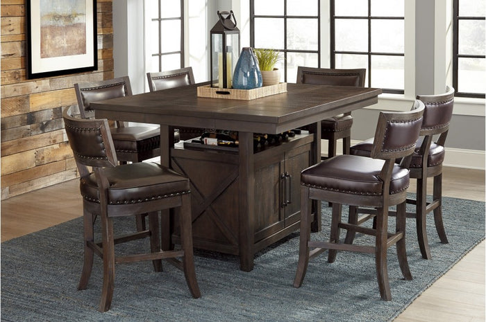 Oakton Rustic Counter Height Collection