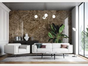 Majorca Light Grey Leather Living Room Collection