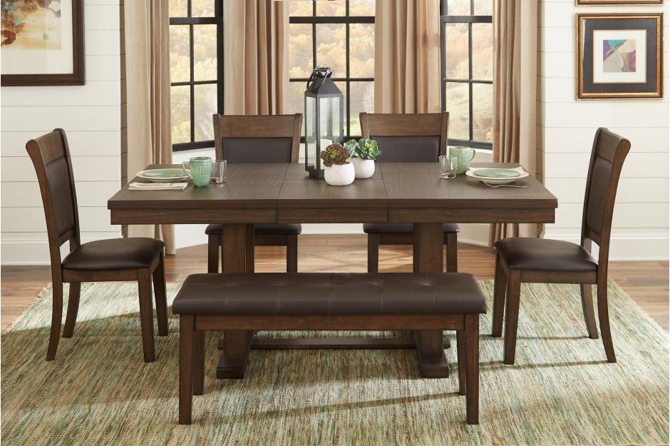 Wilbur Dining Room Collection with Optional Bench