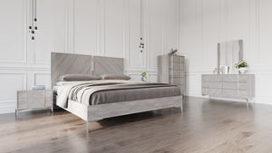 Ally Italian Modern Bedroom Collection