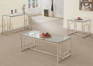 Donald Contemporary Occasional Table Collection