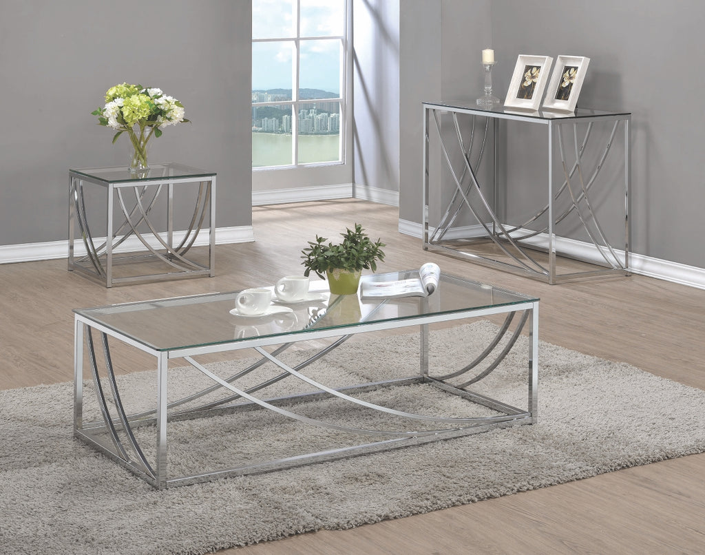 Jim Contemporary Occasional Table Collection