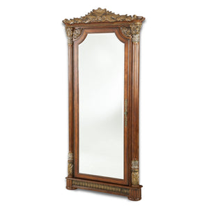 Villa Valencia Floor Mirror with Storage