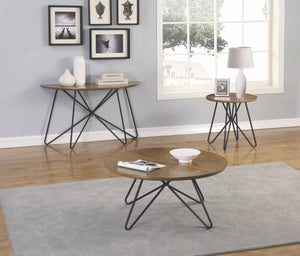 Chuck Mid-Century Modern Occasional Table Collection