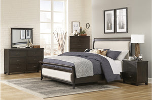 Herbert Sleigh Bedroom Collection