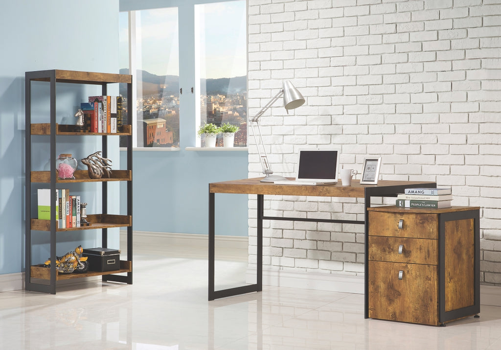 Analise Rustic Writing Desk